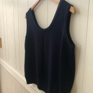 St. John Collection Knit Tank Top